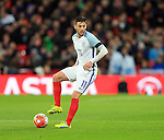 England's Adam Lallana in action during the International friendly match at Wembley.  Photo credit should read: David Klein/Sportimage