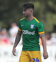 Preston North End's Sean Maguire<br /> <br /> Photographer Mick Walker/CameraSport<br /> <br /> Pre-Season Friendly -Bamber Bridge v Preston North End  - Saturday 7th July  2018 - Irongate Stadium,Bamber Bridge<br /> <br /> World Copyright &copy; 2018 CameraSport. All rights reserved. 43 Linden Ave. Countesthorpe. Leicester. England. LE8 5PG - Tel: +44 (0) 116 277 4147 - admin@camerasport.com - www.camerasport.com