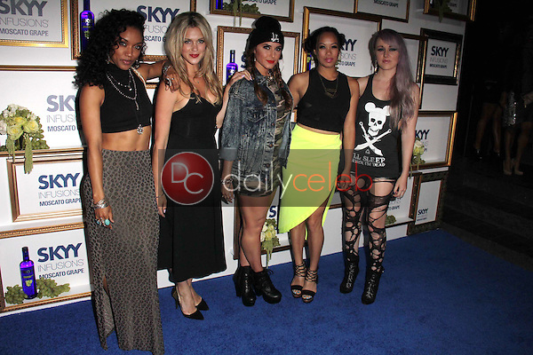 YLA<br /> at the House Of Moscato Presented by Skyy Infusions Moscato Grape, Greystone Manor, Los Angeles, CA 04-24-13<br /> David Edwards/Dailyceleb.com 818-249-4998