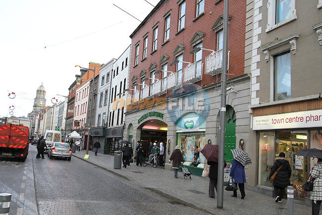 West Street, Drogheda, Co.Louth..(Photo credit should read Jenny Matthews www.newsfile.ie)....This Picture has been sent you under the conditions enclosed by:.Newsfile Ltd..The Studio,.Millmount Abbey,.Drogheda,.Co Meath..Ireland..Tel: +353(0)41-9871240.Fax: +353(0)41-9871260.GSM: +353(0)86-2500958.email: pictures@newsfile.ie.www.newsfile.ie.