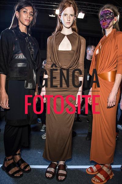 Paris, Franca, 09/2013 - Desfile de <br /> Givenchy durante a Semana de moda de Paris  -  Verao 2014. <br /> Foto: FOTOSITE