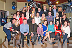 40th Birthday: Mary Sheahan, Lartigue Village, Listowel & Glin celebrating her 40th birthday with family & friends at the Kingdom Bar, Listowel on Saturday night last.