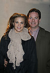 Gina Tognoni and husband Joe - Actors, crew, production, family come to One Life To Live's wrap party and video tribute on November 18, 2011 at Capitale, New York City, New York.  (Photo by Sue Coflin/Max Photos)