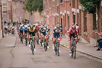 Jens Keukeleire (BEL/Lotto-Soudal)<br /> <br /> 52nd GP Jef Scherens - Rondom Leuven 2018 (1.HC)<br /> 1 Day Race: Leuven to Leuven (186km/BEL)
