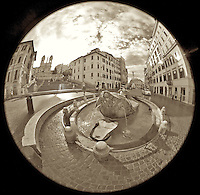 Roma Panoramica 2013 (Monochrome)