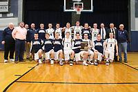 Varsity Boys Basketball 2/22/19