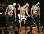 Ke$ha performs at the KIIS FM Jingle Ball Night 2 held at Nokia Live in Los Angeles, California on December 02,2012                                                                   Copyright 2012 DVS / RockinExposures