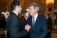 Ignacio Aguado and Angel Garrido, yesterday left the Popular Party (PP) to join the party Ciudadanos