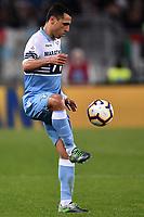 Romulo of Lazio <br /> Roma 17-4-2019 Stadio Olimpico Football Serie A 2018/2019 SS Lazio - Udinese <br /> Foto Andrea Staccioli / Insidefoto