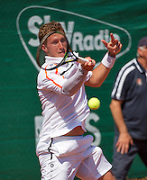 Zandvoort, Netherlands, 05 June, 2016, Tennis, Playoffs Competition, Maxim Authon (NED)<br /> Photo: Henk Koster/tennisimages.com