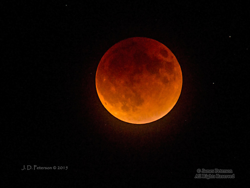 Blood Moon, September 2015