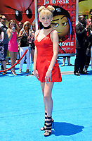 DeVore Ledridge at the world premiere for &quot;The Emoji Movie&quot; at the Regency Village Theatre, Westwood. Los Angeles, USA 23 July  2017<br /> Picture: Paul Smith/Featureflash/SilverHub 0208 004 5359 sales@silverhubmedia.com