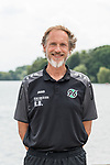 14.07.2017, Maschsee, Hannover, GER, 1.FBL, Hannover 96 - Portr&auml;ttermin<br /> <br /> im Bild<br /> Ralf Blume (Physiotherapeut Hannover 96), <br /> <br /> Foto &copy; nordphoto / Ewert