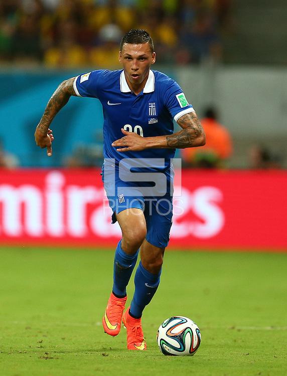 Jose Cholevas of Greece