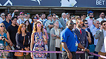 January 25, 2020: Scenes the Pegasus World Cup Invitational at Gulfstream Park Race Track in Hallandale Beach, Florida. Liz Lamont/Eclipse Sportswire/CSM