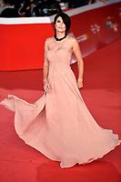 Jennifer Mischiati <br /> Pavarotti Red Carpet<br /> Roma 18/10/2019 Auditorium Parco della Musica <br /> Rome Film festival <br /> Photo Andrea Staccioli / Insidefoto
