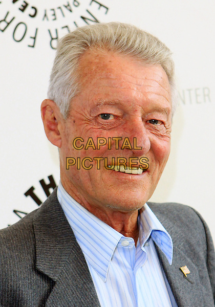 "KEN OSMOND.PaleyFest: Rewind 2010 Presents ""Leave It To Beaver"",  Beverly Hills, California, USA, 21st June 2010..portrait headshot  grey gray  blue shirt .CAP/ADM/TC.©T. Conrad/AdMedia/Capital Pictures."
