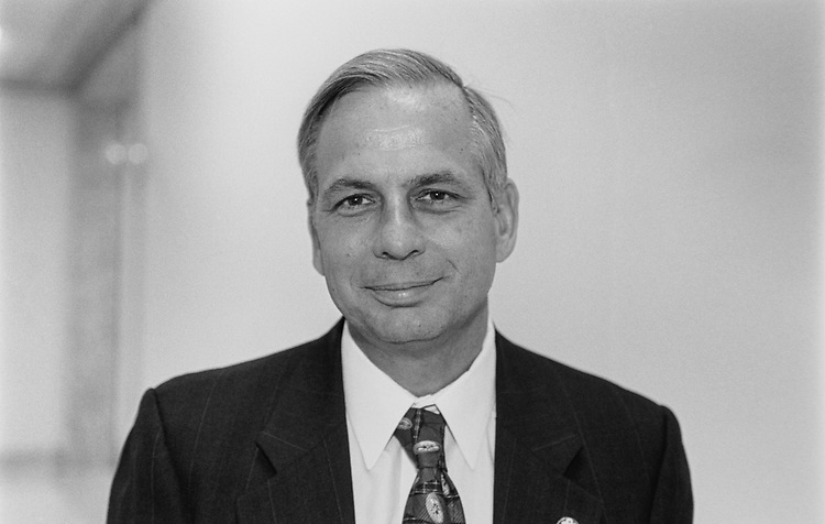Portrait of Rep. Gene Green, D-Tex., in July 1997. (Photo by Shana Raab/CQ Roll Call via Getty Images)