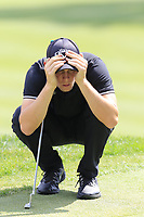 Thomas Pieters (BEL) on the 9th green during Saturday's Round 3 of the WGC Bridgestone Invitational 2017 held at Firestone Country Club, Akron, USA. 5th August 2017.<br /> Picture: Eoin Clarke | Golffile<br /> <br /> <br /> All photos usage must carry mandatory copyright credit (&copy; Golffile | Eoin Clarke)