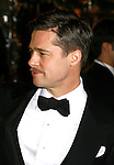 "WESTWOOD, CA. - December 08: Actor Brad Pitt arrives at the  Los Angeles premiere of ""The Curious Case Of Benjamin Button"" at the Mann's Village Theater on December 8, 2008 in Los Angeles, California."
