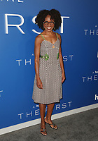 LOS ANGELES, CA - SEPTEMBER 12: LisaGay Hamilton at the premiere of Hulu's original drama series, The First at the California Science Center in Los Angeles, California on September 12, 2018. <br /> CAP/MPIFS<br /> &copy;MPIFS/Capital Pictures