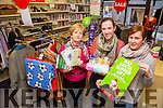 Staff at the Oxfam shop in the Square, Tralee are appealing for people to donate any unwanted gifts from Christmas pictured Ann Lacey, Helena Houlihan, Eileen O' Hanlon (Mangeress)