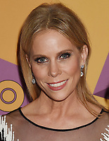 BEVERLY HILLS, CA - JANUARY 07: Actress Cheryl Hines arrives at HBO's Official Golden Globe Awards After Party at Circa 55 Restaurant in the Beverly Hilton Hotel on January 7, 2018 in Los Angeles, California.