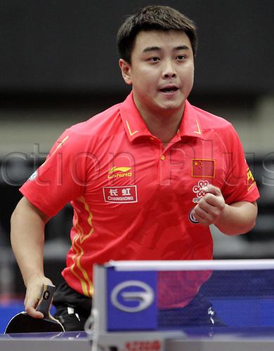 11 05 2011   ITTF World Cup 2011 Rotterdam Netherlands  Divers Table Tennis ITTF World Championships