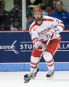Max Nicastro (BU - 7) - The Boston University Terriers defeated the visiting Providence College Friars 6-1 on Friday, January 20, 2012, at Agganis Arena in Boston, Massachusetts.