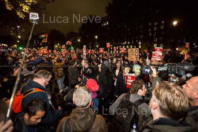 Downing Street.<br />