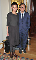 Sandra Ng and Peter Ho-Sun Chan at the Academy of Motioon Pictures Arts &amp; Sciences new member party, Spencer House, St James Place, London, England, UK, on Thursday 05 October 2017.<br /> CAP/CAN<br /> &copy;CAN/Capital Pictures