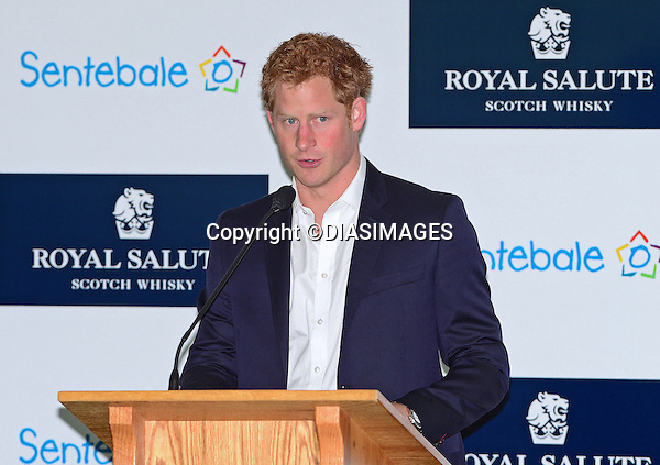 "PRINCE HARRY.makers a speech at the lunch prior to the Sentabale Charity Polo Match at the Greenwich Polo Club, Conneticut_15/05/2013.Prince Harry is on a week long USA visit the includes Washington, Denver, Colorado Springs, New Jersey, New York and Conneticut..Mandatory credit photo:©DIASIMAGES..NO UK USE UNTIL 11/06/2013.(Failure to credit will incur a surcharge of 100% of reproduction fees)..**ALL FEES PAYABLE TO: ""NEWSPIX  INTERNATIONAL""**..Newspix International, 31 Chinnery Hill, Bishop's Stortford, ENGLAND CM23 3PS.Tel:+441279 324672.Fax: +441279656877.Mobile:  07775681153.e-mail: info@newspixinternational.co.uk"