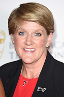 Claire Balding in the winners room for the BAFTA TV Awards 2018 at the Royal Festival Hall, London, UK. <br /> 13 May  2018<br /> Picture: Steve Vas/Featureflash/SilverHub 0208 004 5359 sales@silverhubmedia.com