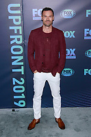 NEW YORK, NY - MAY 13: Brian Austin Green at the FOX 2019 Upfront at Wollman Rink in Central Park, New York City on May 13, 2019. <br /> CAP/MPI99<br /> ©MPI99/Capital Pictures
