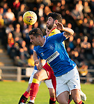 26.08.2019 Rangers Colts v Partick Thistle: Matt Polster and Tam O'Ware