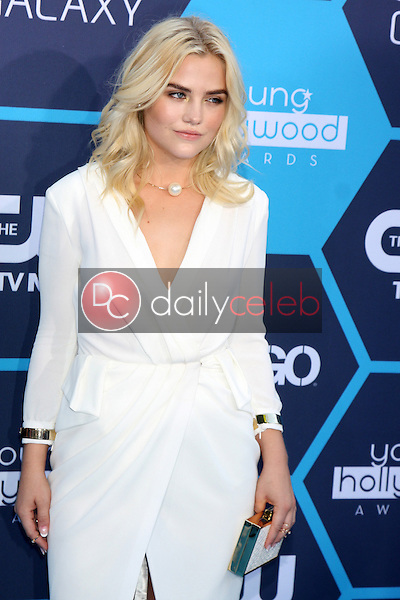Maddie Hasson<br />