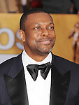 LOS ANGELES, CA - JANUARY 27: Chris Tucker arrives at the19th Annual Screen Actors Guild Awards held at The Shrine Auditorium on January 27, 2013 in Los Angeles, California.
