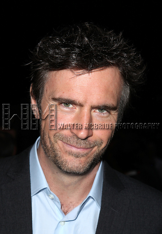 Jack Davenport attending the Opening Night Performance of the Roundabout Theatre Production of  'If There Is I Haven't Found It Yet' at the Laura Pels Theatre in New York City on 9/20/2012.