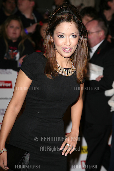Tamsin Khan arriving for 2010 Pride of Britain Awards, Grosvenor House Hotel, London. 08/11/2010 Picture by: Alexandra Glen / Featureflash.