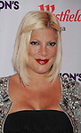 Fashion Night's Out With Tori Spelling 9-8-11
