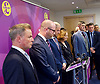 UKIP manifesto launch, Westminster, London, Great Britain <br /> 25th May 2017 <br /> 11 am Minutes silence <br /> <br /> Paul Nuttall <br /> <br /> Suzanne Evans <br /> <br /> Photograph by Elliott Franks <br /> Image licensed to Elliott Franks Photography Services