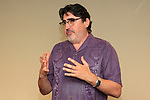 HOLLYWOOD - JUL 14: Alfred Molina at a late lunch hosted by the Actors Fund with the cast of Beautiful on July 14, 2016 in Hollywood, California