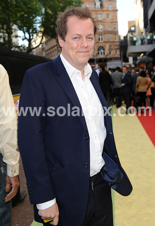 **ALL ROUND PICTURES FROM SOLARPIX.COM**                                             **WORLDWIDE SYNDICATION RIGHTS**                                                                                   The European premiere of 'Fire In Babylon'.  Held at the Odeon, Leicester Square, London, on Monday May 09, 2011..This pic:     Tom Parker Bowles                                                                                          JOB REF:     13310   SSD       DATE:    09.05.11                                                        **MUST CREDIT SOLARPIX.COM OR DOUBLE FEE WILL BE CHARGED**                                                                      **MUST AGREE FEE BEFORE ONLINE USAGE**                               **CALL US ON: +34 952 811 768 or LOW RATE FROM UK 0844 617 7637**