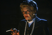 Beetlejuice (1988)<br /> Sylvia Sidney  <br /> *Filmstill - Editorial Use Only*<br /> CAP/MFS<br /> Image supplied by Capital Pictures