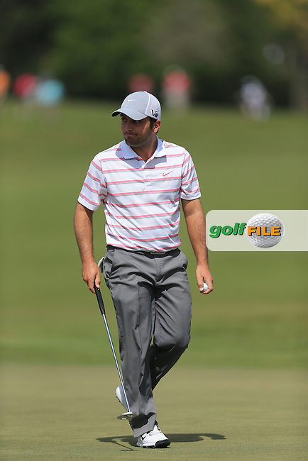 Francesco Molinari (ITA) on the 6th during day three at the WGC Cadillac championship at Doral Golf Resort & Spa,Doral, Florida,USA..Picture: Fran Caffrey / www.golffile.ie ..