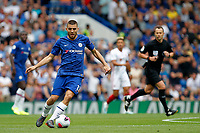 Mateo Kovačić of Chelsea during the Premier League match between Chelsea and Sheff United at Stamford Bridge, London, England on 31 August 2019. Photo by Carlton Myrie / PRiME Media Images.