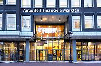 Nederland - Amsterdam 2018. AFM Autoriteit Financiële Markten.  Foto Berlinda van Dam / Hollandse Hoogte