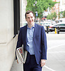 The Andrew Marr Show arrivals <br /> BBC, Broadcasting House, London, Great Britain <br /> 11th June 2017 <br /> <br /> <br /> George Osborne <br /> <br /> <br /> Photograph by Elliott Franks <br /> Image licensed to Elliott Franks Photography Services