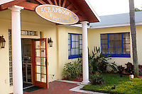 Scrapbooking shop on Corey Avenue.  St. Pete Beach Tampa Bay Area Florida USA