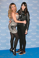 Susana Reche and Laura Put attend the Belvedere Vodka Event at Old Principe Pio Station, Madrid,  Spain. March 24, 2015.(ALTERPHOTOS/)Carlos Dafonte) /NORTEphoto.com